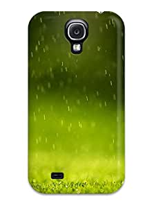 High Quality Rain Drops Tpu Case For Galaxy S4