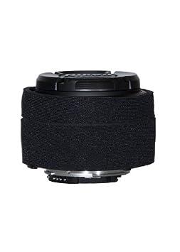 LensCoat LCN5018DBK Nikon 50mm f/1.8D Lens Cover  Black  Lens Accessories