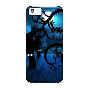 Fashion Protective Forest Midnight Case Cover For Iphone 5c