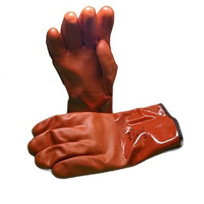 Atlas 460 SINGLE Vinylove Cold Resistant PVC Insulated Freezer Small Glove