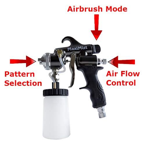 MaxiMist Ultra Pro High Volume HVLP Spray Tanning System