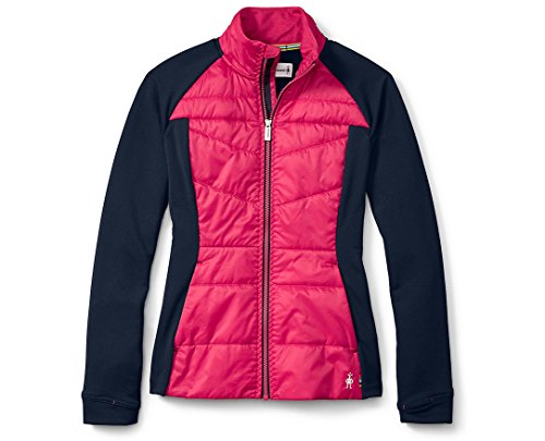 - SmartWool Women's Corbet 120 Jacket (Potion Pink) Small