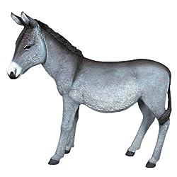 Design Toscano Beast Of Burden Donkey Statue