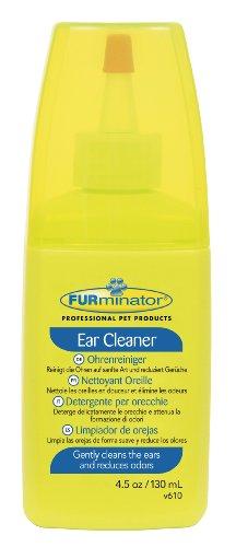 FURminator Ohrenreiniger für Katzen, 130 ml