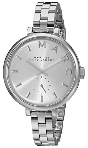 Marc by Marc Jacobs Women's MBM3362 Sally Stainless Steel Watch with Slender Link Bracelet