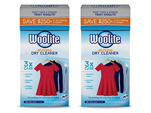 Woolite at-Home Dry Cleaner, Fresh Scent, 28 Cloths by Woolite (Image #7)