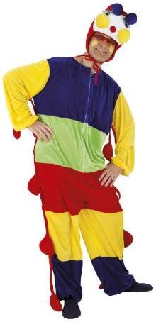 Disfraz Adulto Gusano: Amazon.es: Juguetes y juegos