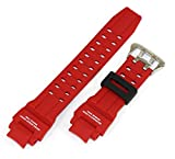 Casio 10475505 Genuine Factory Replacement Resin Watch Band fits GA-1000-4B
