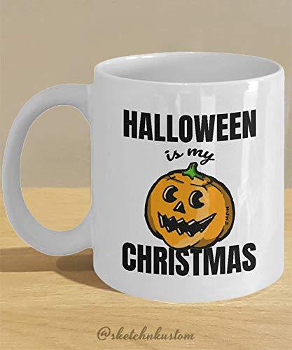 Tee Funny Halloween Christmas Meme Mug Gifts //