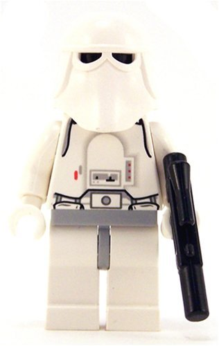 Snowtrooper – LEGO Star Wars Figure, Baby & Kids Zone