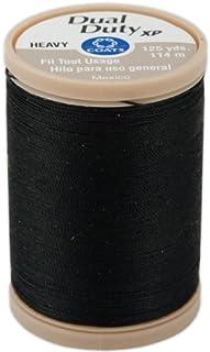 COATS & CLARK S950-0900 Dual Duty XP Heavy Thread, 125-Yard, Black (B001MUFKNE) | Amazon Products