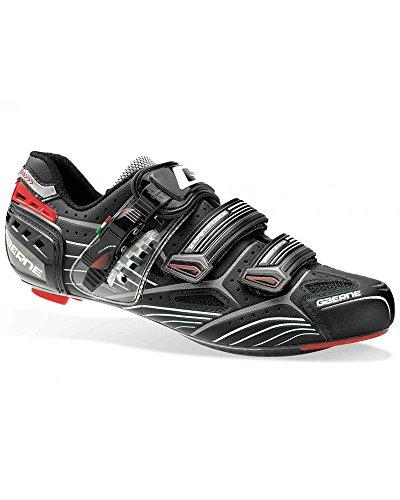 Gaerne Carbon G.Platinum+ Scarpe Road Ciclismo, Black - 43