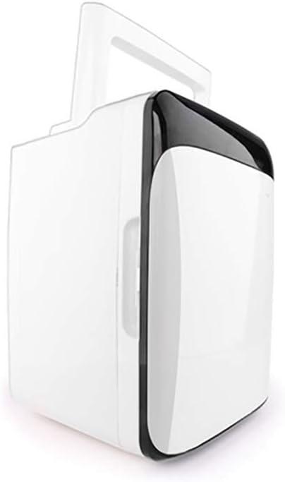 LXYFC Mini frigorífico de sobremesa - Refrigerador y Calentador ...