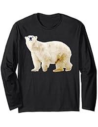 Long Sleeve Polar Bear T-shirt
