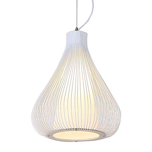 - Mengzhu-Michelle E27 Adjustable Pendant Lamp Modern Pendant Lamp Creative Suspension Lamp Iron Pendant Lamp Fixture Lamp Bedroom Dining Living Room Kitchen Aisle Study Office Hotel Salon Bal