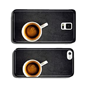 Top View of Coffee Cup cell phone cover case iPhone6