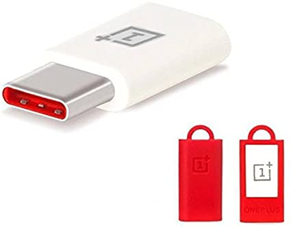 HundoP Club USB Type C to Micro USB Adapter Charger  Red and White  Cases   Covers