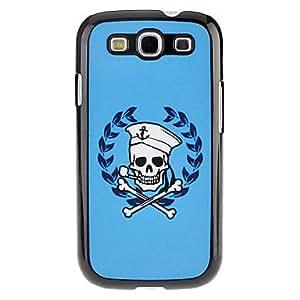 NEW White Skull Pattern Hard Case for Samsung Galaxy S3 I9300