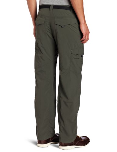 Columbia Men's Silver Ridge Cargo Pant, Gravel, 42x34-Inch by Columbia