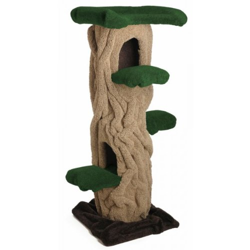 Kitty Hollow Cat Tree : Size 63 INCH