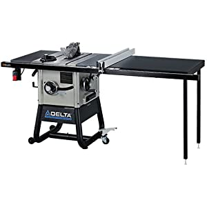 Delta Power Tools 36-5100 Delta 10-Inch Left Tilt Table Saw with 30