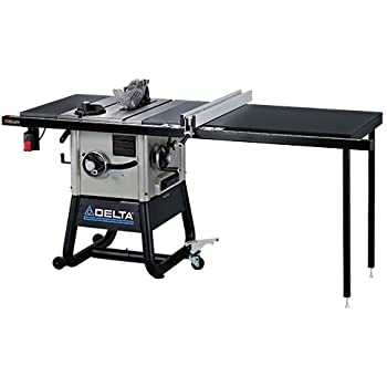 DELTA 36-650 10-Inch Professional Table Saw - Power Table Saws