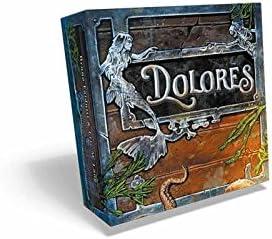 Comprar juego de mesa: Asmodee- Juego de Cartas Dolores (DOL01ES)