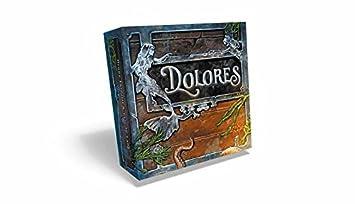 Asmodee- Juego de Cartas Dolores (DOL01ES): Amazon.es ...