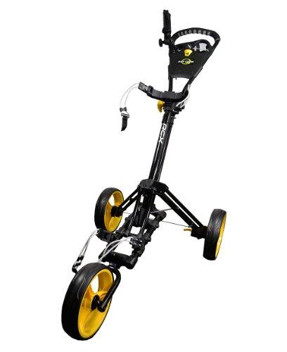 Ray Cook Golf- Carro de empuje de un clic RCX