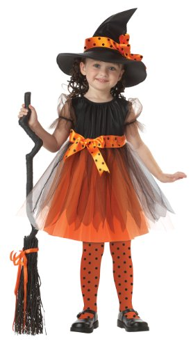 - Charmed Witch Girl's Costume, Large, One Color