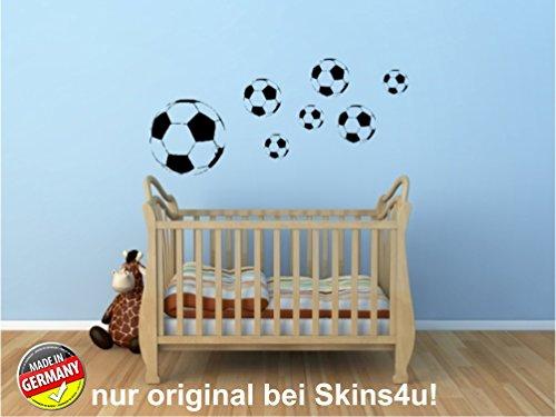 Stickerkoenig Kinderzimmer Wandtattoo