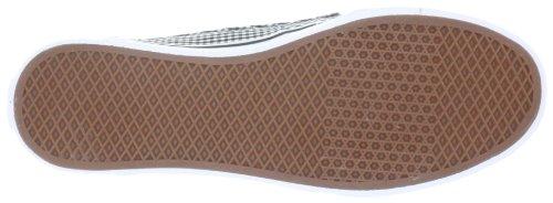 Varebiler Unisex Zapato Lo Pro Skate Joggesko Microginghamblktruwht