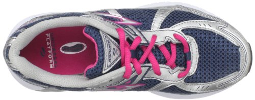 Brooks Kids Adrenaline GTS Zapatilla infantil/140004 1d 676 Color: Bancal Root/Denim/obsidian