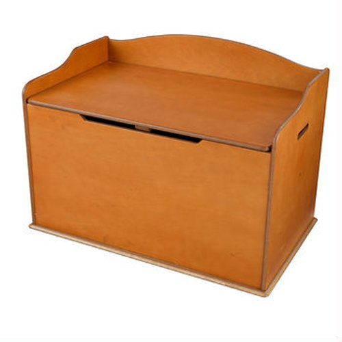 KidKraft Austin Toy Box Honey
