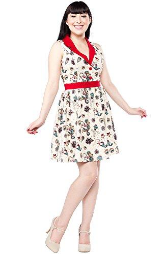 Sourpuss-Kewpie-Seahorse-June-Dress