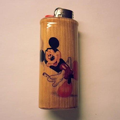 Mickey-Mouse-Lighter-Case-Lighter-Holder-Lighter-Sleeve-Lighter-Cover