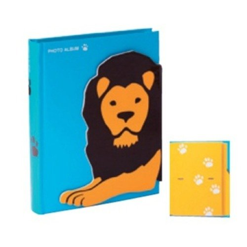 Marks Animal Photo Album Raion L size 100