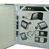 Ipad Case with Notepad & 2-n-1 Stylus - Bird on a
