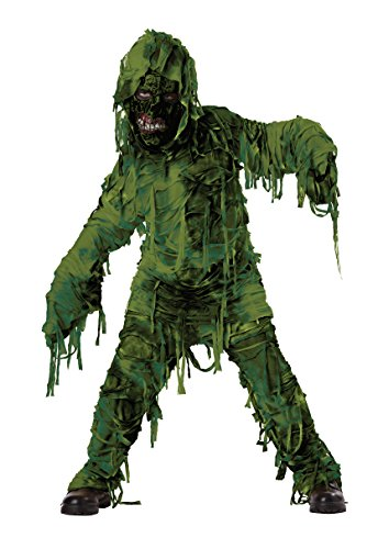 Girl Swamp Monster Costume (California Costumes Swamp Monster Child Costume, Large)