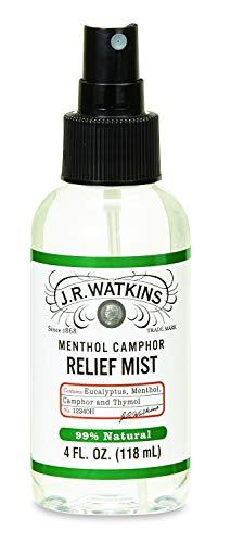 J.R. Watkins Menthol Camphor Relief Mist, 4 Ounce