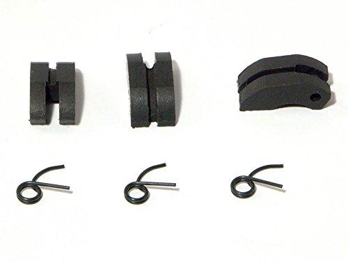 HPI Racing 87151 Clutch Shoe and Spring Set (Clutch Shoe Spring Set)