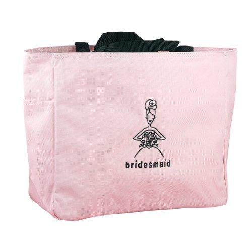 - Hortense B. Hewitt Wedding Accessories Bridesmaid Pink Tote