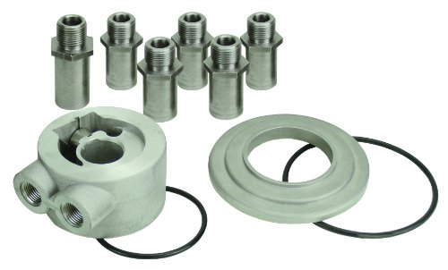 (Derale 25782 Thermostatic Sandwich Adapter Kit)
