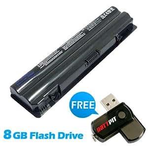 Battpit Bateria de repuesto para portátiles Dell AHA63226268 (4400mah ) Con memoria USB de 8GB GRATUITA