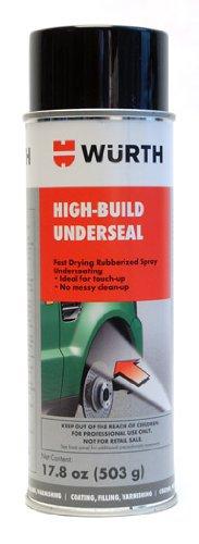 Wurth High Build UnderBody UnderSeal by Wurth