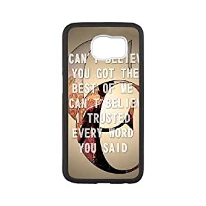 A Day To Remember Samsung Galaxy S6 Cell Phone Case Black 218y-919039