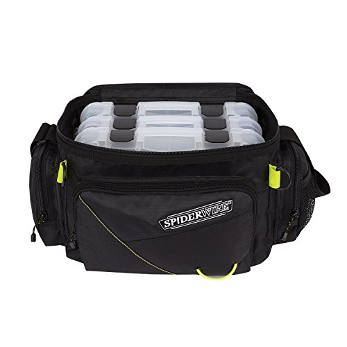 Spiderwire tackle bag for Amazon fishing gear