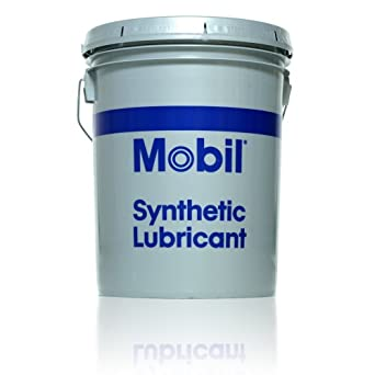MOBIL SHC 636 Synthetic Gear & Bearing Oil - 5 gal  pail
