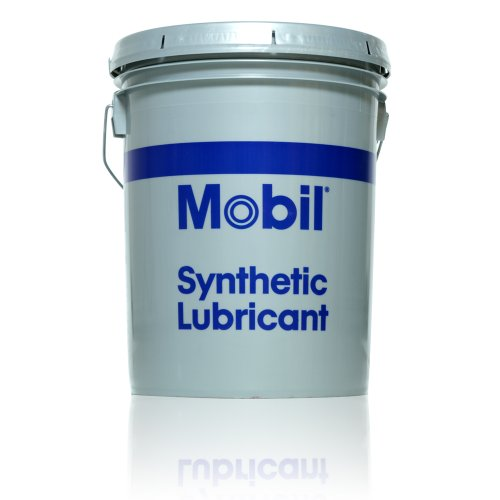 MOBIL SHC 634 Synthetic Gear & Bearing Oil - 5 gal. pail - Gear Oil Viscosity
