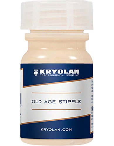 Kryolan 6570 Latex Old Age Stipple 100ml Special Effects Makeup (Latex Special Effects)